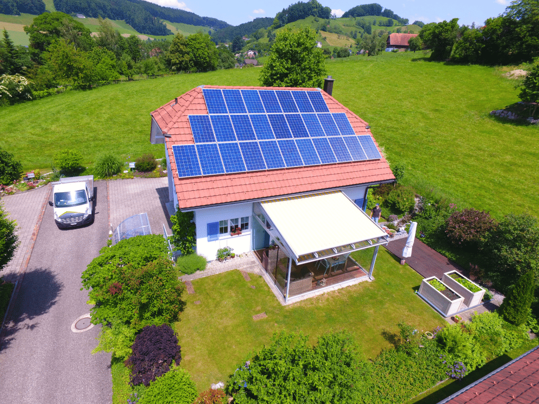 Referenzen, Reiden | Steildach | Kunz Solartech