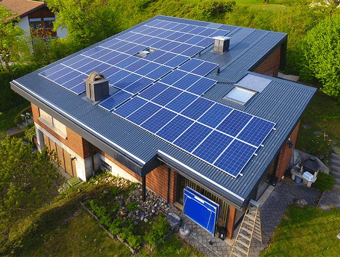 Referenzen, Dottikon | Steildach | Kunz Solartech
